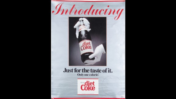 1982: Diet Coke was the first extension of the Coca-Cola brand name beyond the original drink. It hit U.S. markets in 1982 as a way to attract consumers who wanted a lower-calorie option.