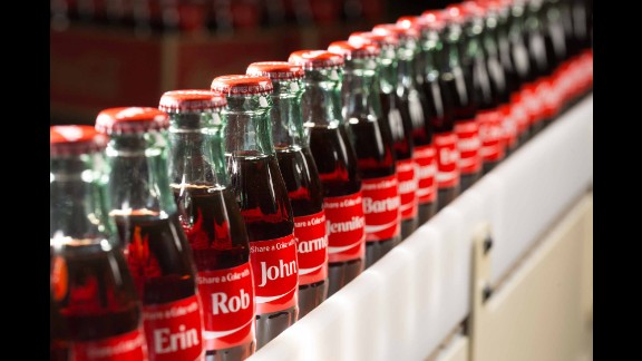"2011: The ""Share a Coke"" campaign, originally launched in Australia, has been one of Coca-Cola's most successful marketing campaigns to date. Responding to consumers' desire for personalization, the company added common names to Coca-Cola packaging. The campaign launched in the United States in 2014."