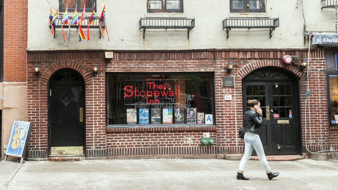 President Barack Obama is likely to name the Stonewall Inn as the first-ever National Park Service monument to lesbian, gay, bisexual and transgender (LGBT) rights in June. Click through the gallery to learn more about the dive bar that became a catalyst for the modern LGBT rights movement.