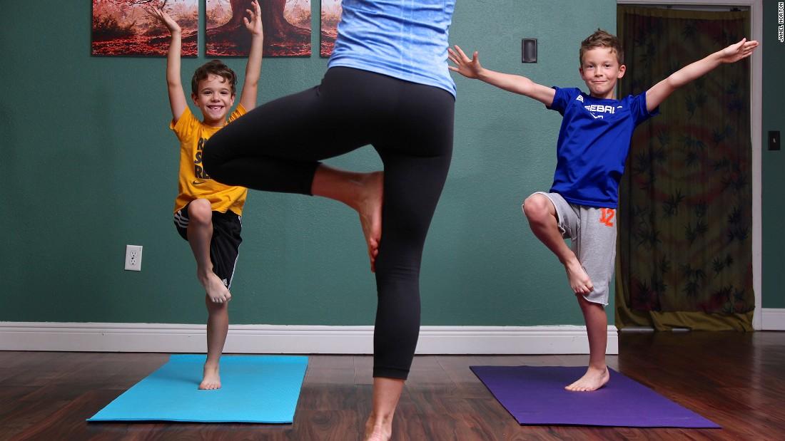 The Benefits Of Yoga In Schools Cnn