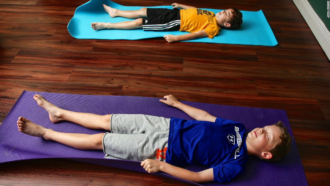 The Benefits Of Yoga In Schools Cnn
