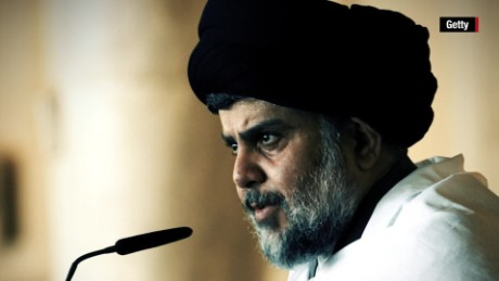 Who is Shiite cleric Muqtada al-Sadr?