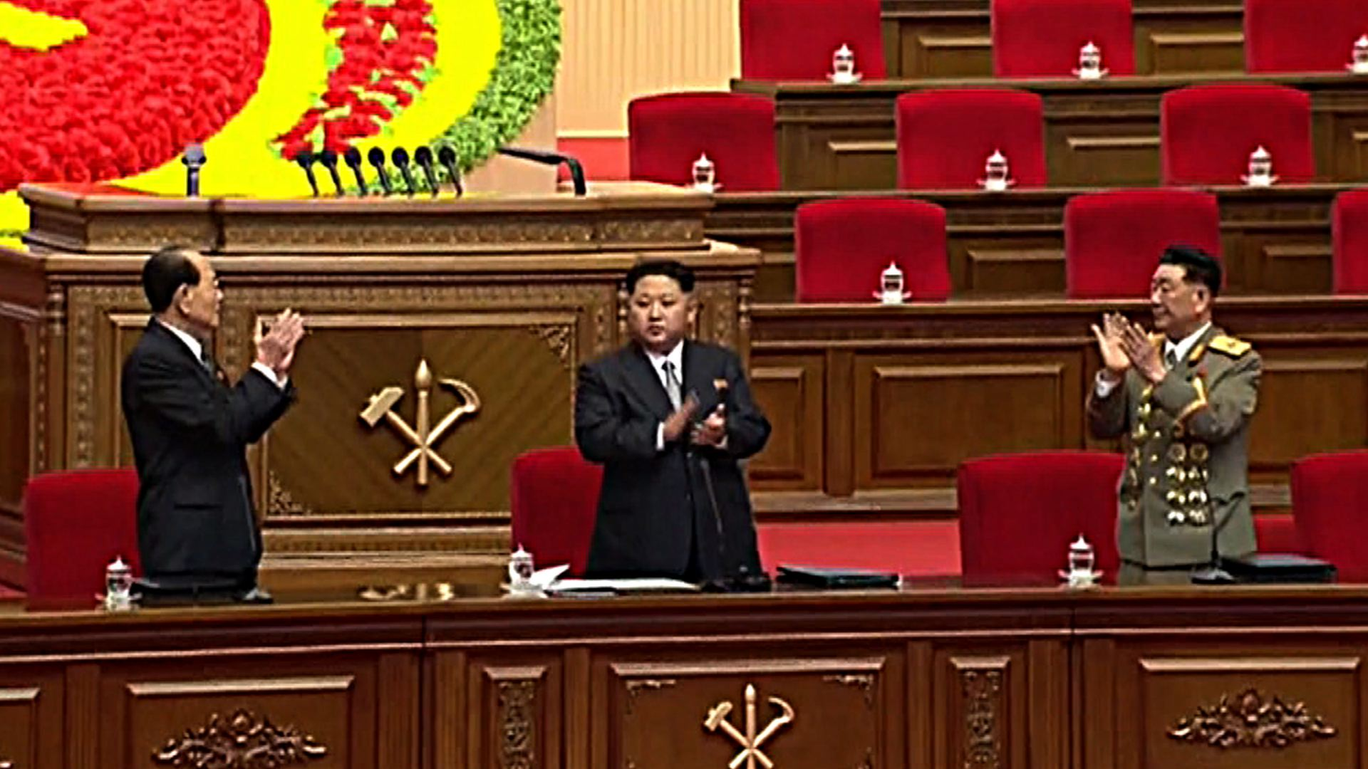 North Korea S First Workers Party Congress Since 1980 Cnn Video