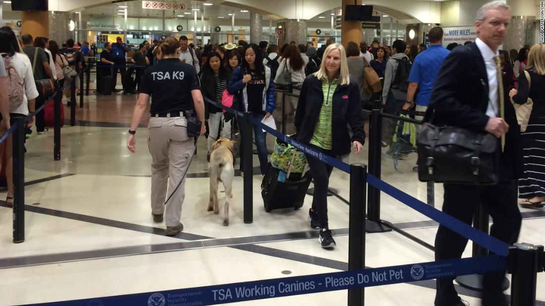 Delta passenger who carried firearm through TSA screening returned from Japan to US on the same day