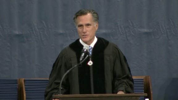 Romney commencement speech Trine demagogues sot_00000219.jpg