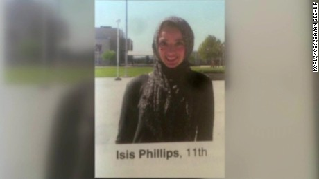 Muslim girl called Isis in yearbook pkg_00000000.jpg