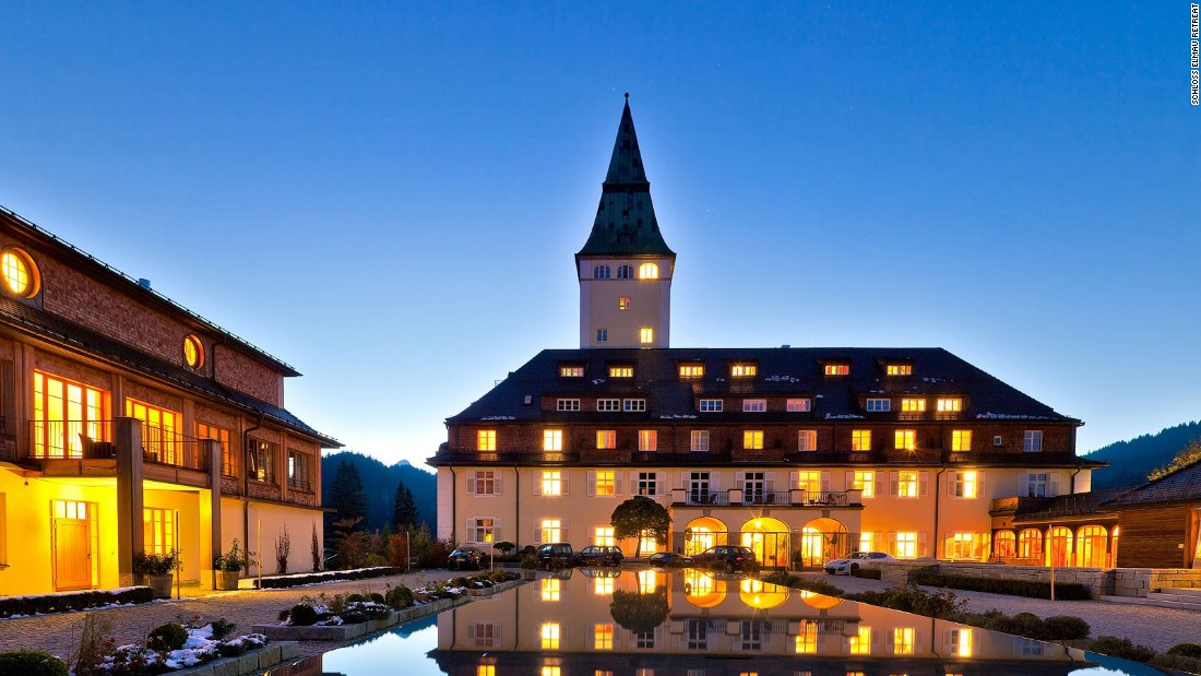 Europes 20 Most Beautiful Hotels