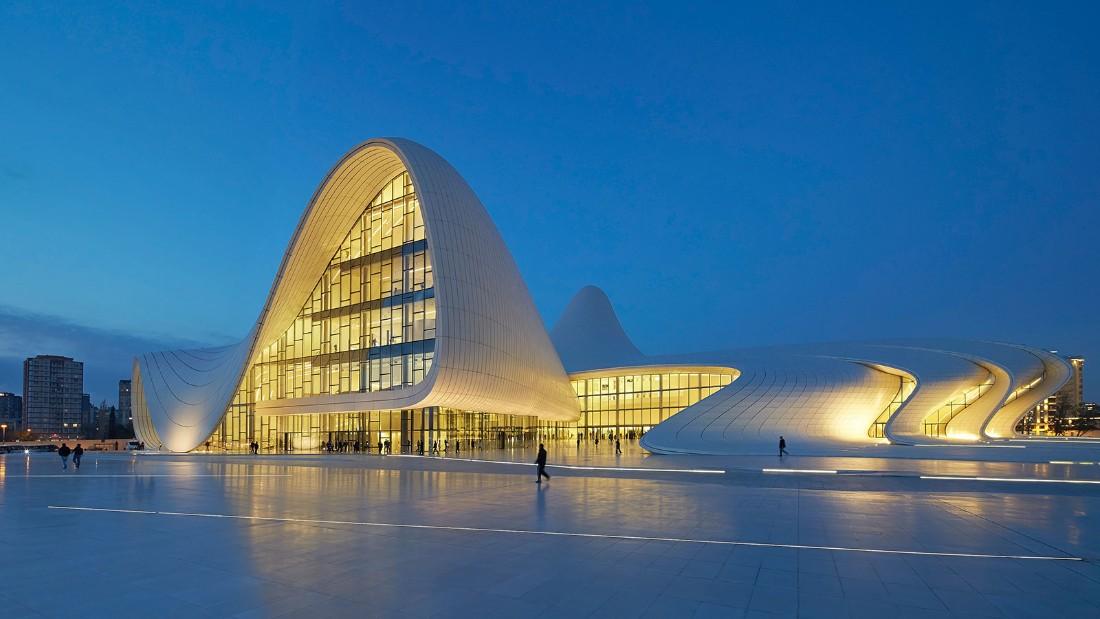 The Secret Behind Worldu0027s Greatest Buildings   CNN Style