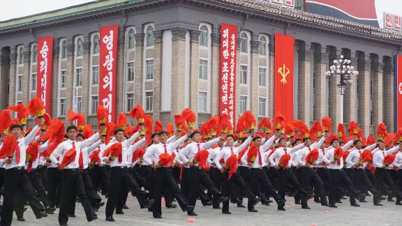 More than 3,000 Workers' Party delegates have gathered in Pyongyang for the Congress.
