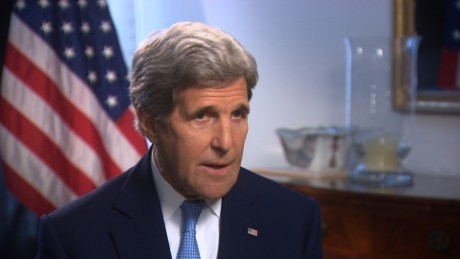John Kerry U.S. Secretary of State