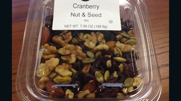 Publix has issued a voluntary recall for its cranberry nut and seed mix due to listeria concerns.