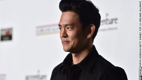 SANTA MONICA, CA - FEBRUARY 25:  Actor John Cho attends the Oscar Wilde Awards at Bad Robot on February 25, 2016 in Santa Monica, California.  (Photo by Alberto E. Rodriguez/Getty Images for US-Ireland Alliance)