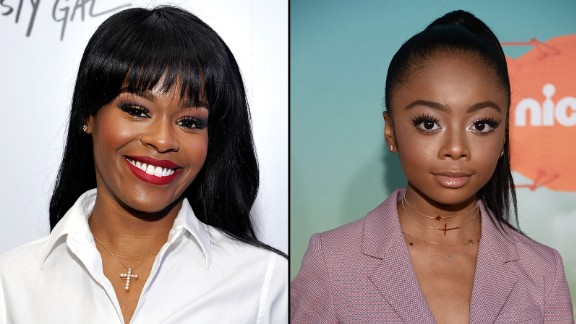 Rapper Azealia Banks and Disney child star Skai Jackson got into a heated exchange on Twitter in May 2016 after Banks tweeted some derogatory remarks about singer Zayn Malik.