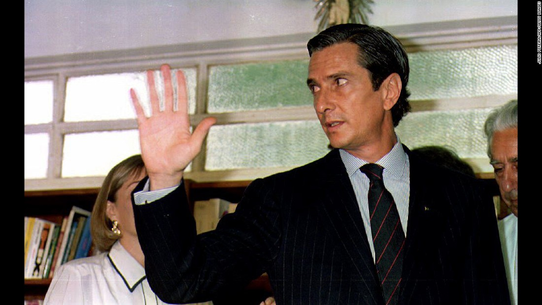 <strong>Fernando Collor de Mello:</strong> Collor had served for just two years as Brazil's President when he resigned in 1992, weeks after impeachment proceedings against him had begun. Allegations of corruption had started just 100 days into his presidency. Collor was convicted by the Senate and barred from holding office for eight years. Now he is a senator himself.