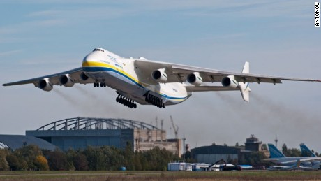 The Biggest Airplane In The World