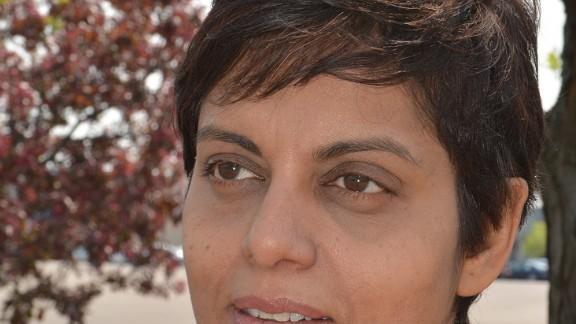 Rafida Ahmed