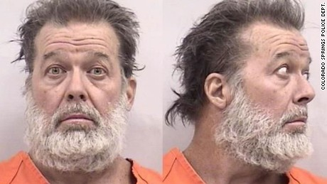 Planned Parenthood shooting suspect confirmed as Robert L. Dear date of birth of 4/16/1958 pic.twitter.com/4v2GtIsUgT
