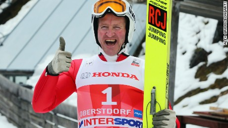 The underdog story of Eddie the Eagle