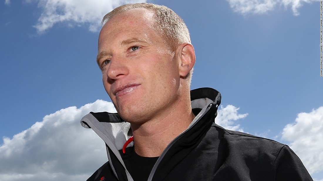Jimmy Spithill was just 12 years old when a doctor told him his dreams of becoming an athlete would never come to fruition.
