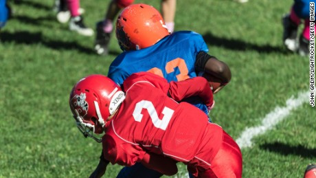 Pop Warner football eliminates kickoffs
