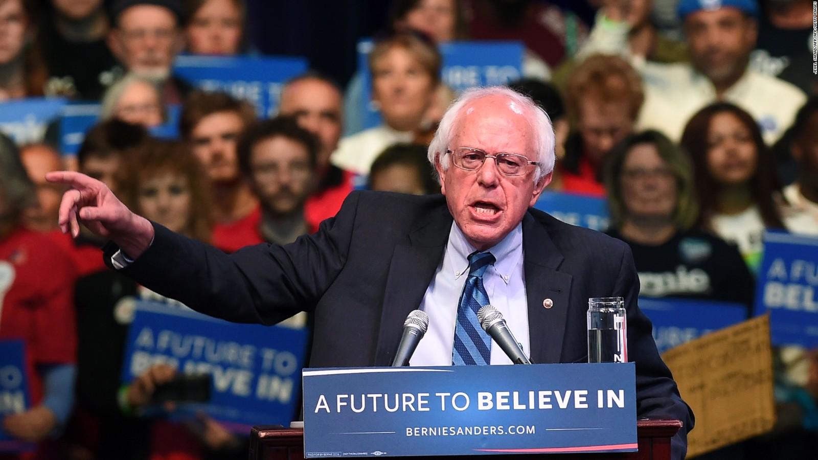 bernie sanders democratic establishment battle boils over cnnpolitics
