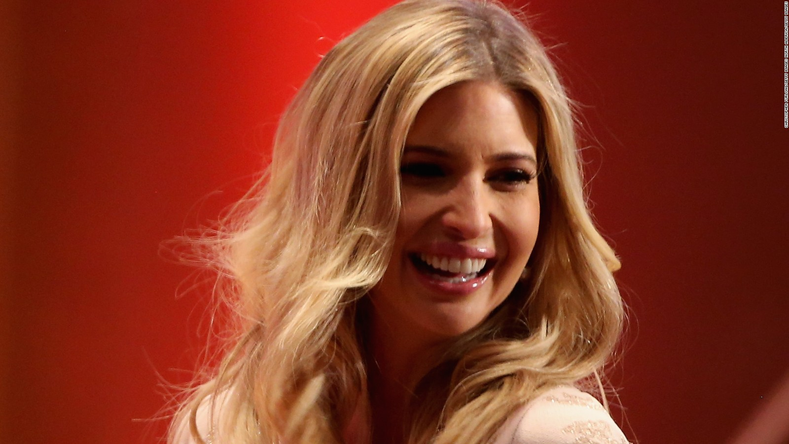 Ivanka Trump Stepping Into Powerful Role As First Daughter