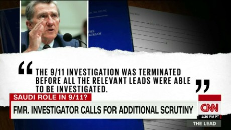 Fmr. 9/11 commission member: Saudi role must be probed