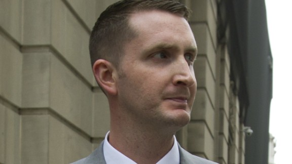 Officer Edward Nero is one of six Baltimore police officers charged in connection with the death of Freddie Gray.