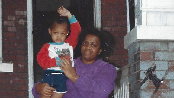 At six-years-old Antoine Jackson knew his mother was different from most moms. He later learned she suffered from Schizophrenia.