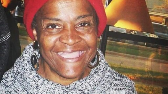 """Jackson says seeing his mother's smile keeps him going.  """"(My mother) is stable and continuously makes strides toward independence and self-sufficiency."""""""