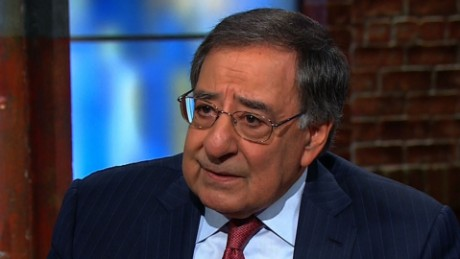 Leon Panetta Donald Trump foreign policy newday_00000000