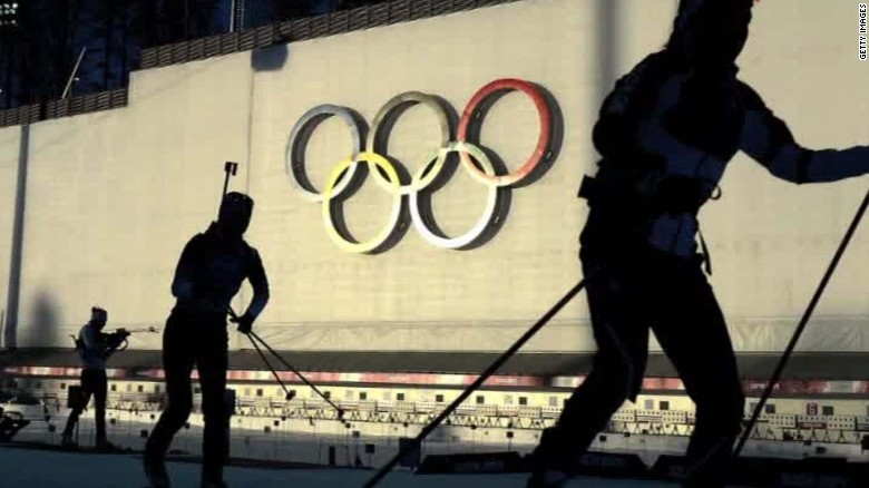 Russia: Olympic doping allegations a 'major shock'