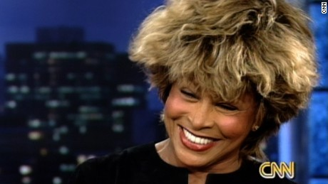 "Tina Turner talks about her life, her religion, her music, and her new world tour, ""Wildest Dreams,"" that will include a U.S. tour during a February 21, 1997, interview on CNN."