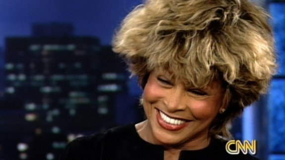 """Tina Turner talks about her life, her religion, her music, and her new world tour, """"Wildest Dreams,"""" that will include a U.S. tour during a February 21, 1997, interview on CNN."""