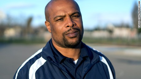 Neighborhood change agent James Houston served time in San Quentin.