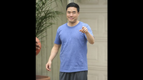Randall Park is a comedian, actor and writer. He plays Louis Huang in ABC