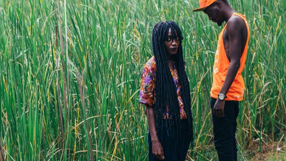 """Brother and sister Velma Rossa and Papa Petit are founders of fashion blog site 2ManySiblings. """"Our mother instilled the culture of thrifing in us when we were small"""" they told Fashion Cities Africa."""