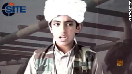 Osama bin Laden's son calls for attacks on US