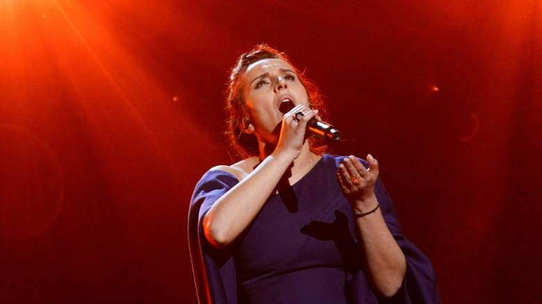 Ukraine's Jamala wins Eurovision competition