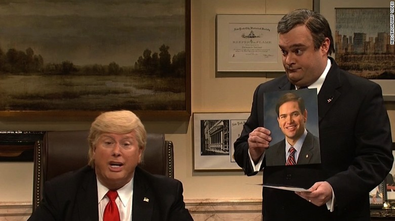 'SNL' mocks Donald Trump over VP picks