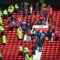 bournemouth fans old trafford