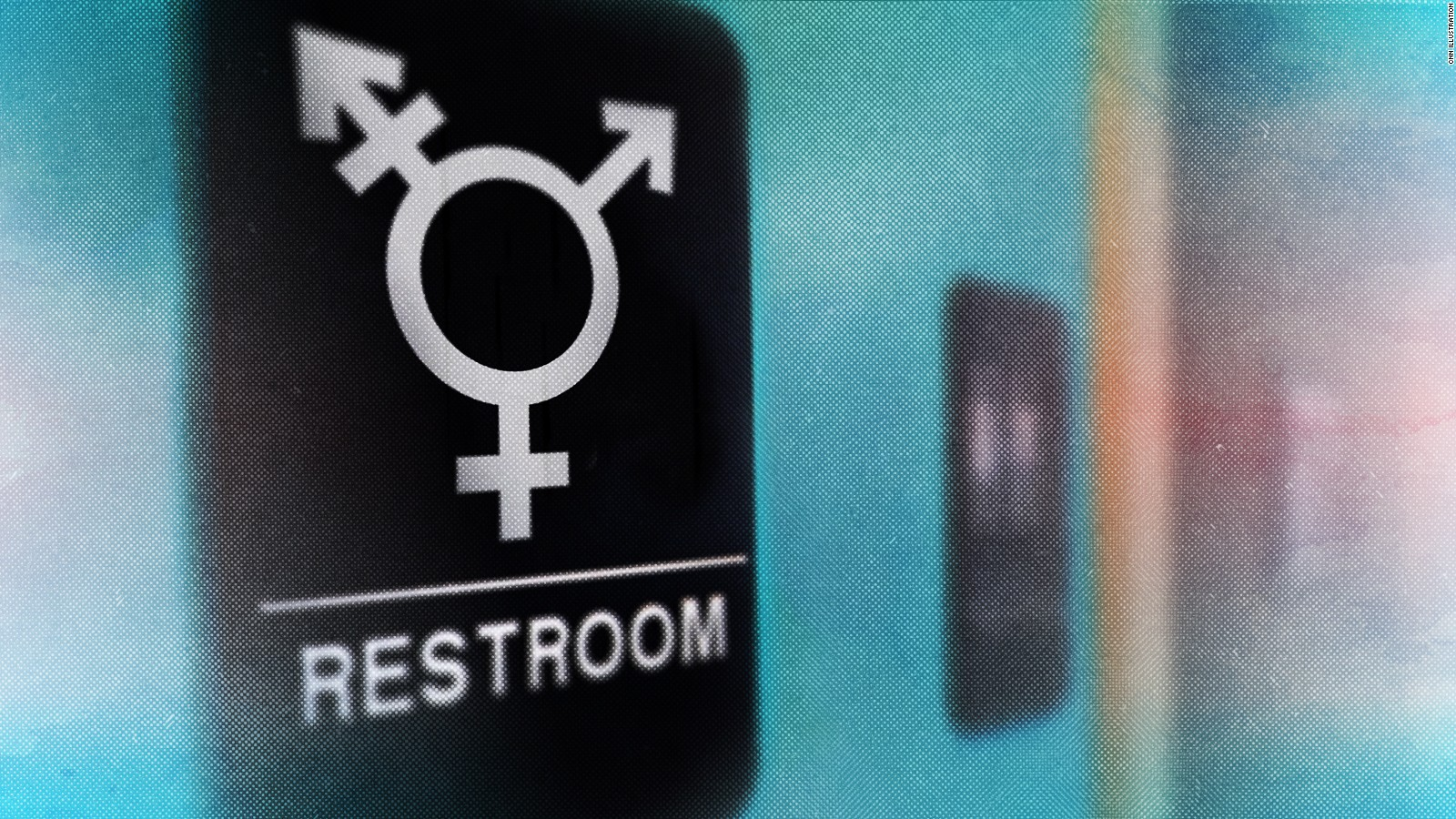 Trump Administration Withdraws Federal Protections For Transgender - Transgender bathrooms in schools