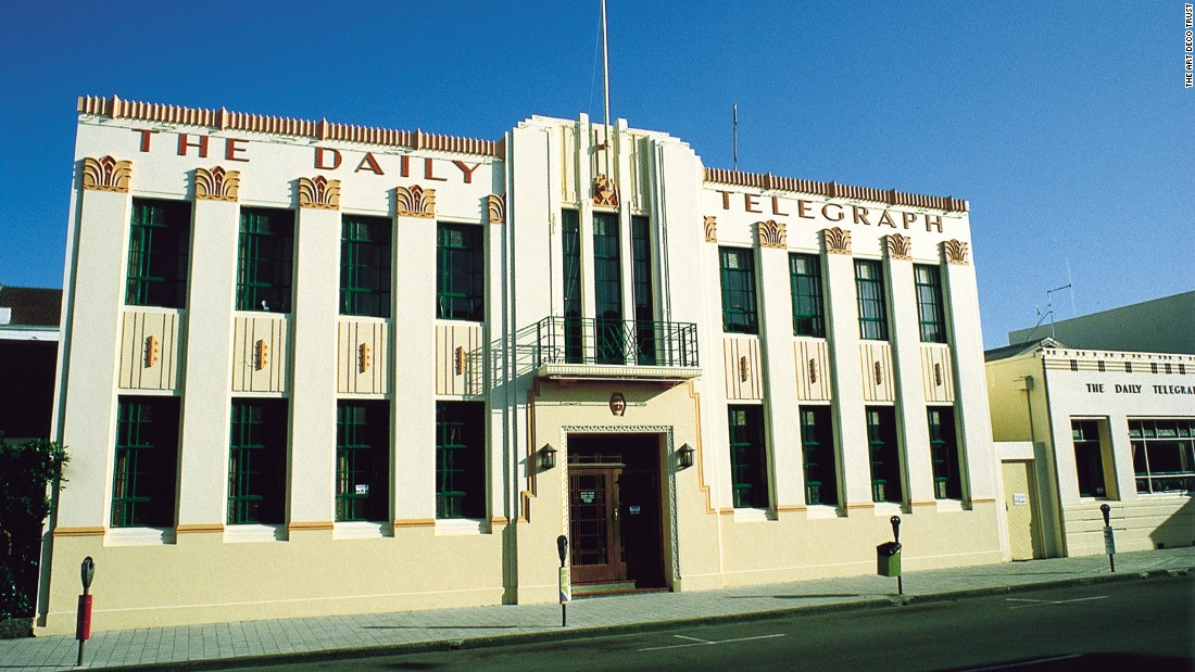 The Worlds Best Kept Art Deco Architecture Secret