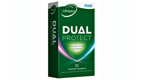 Dual Protect condoms will be distributed to the Australian Olympic Team.