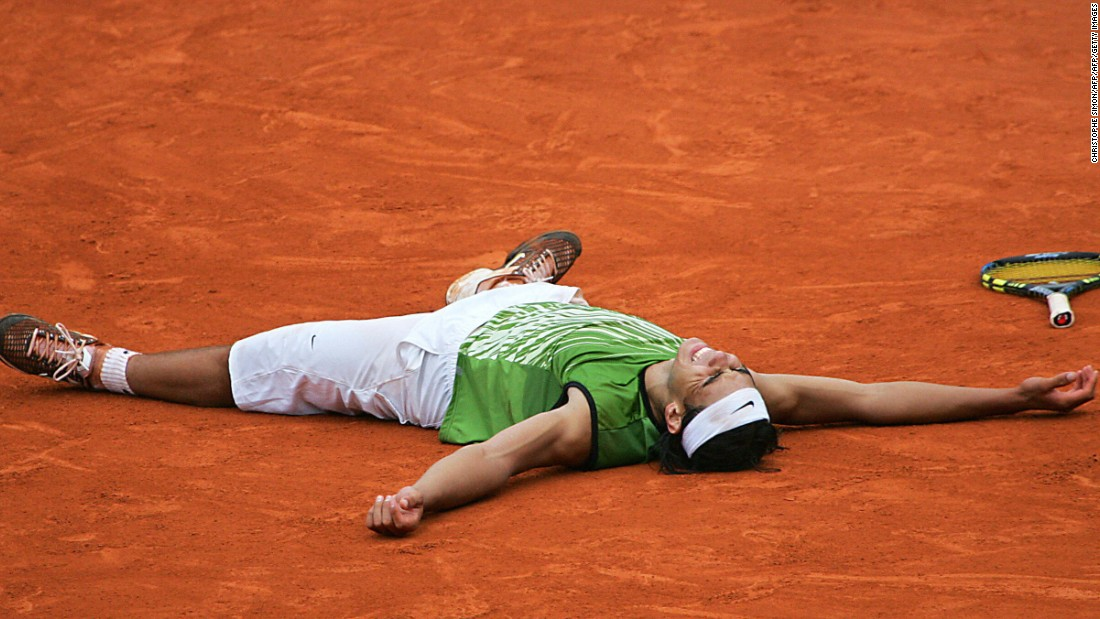 But Roland Garros has always held great memories for Nadal. He bagged the first of his nine titles in 2005.