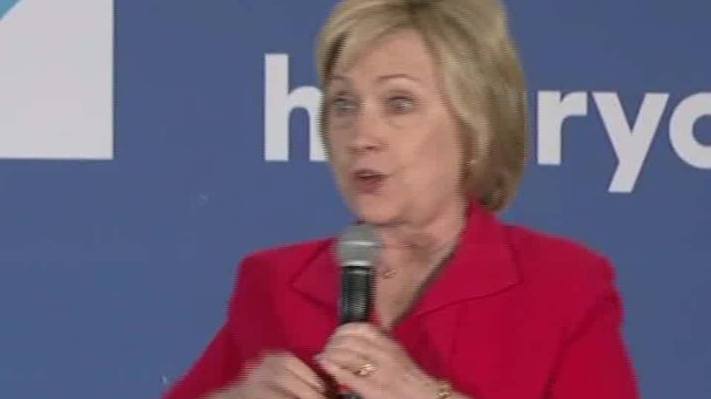 Clinton: I'd put Bill to work on economy