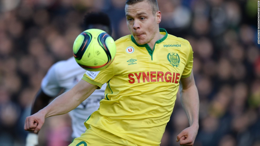 Kolbeinn Sigthorsson, who plays for Nantes in the top tier of the French league, has scored 19 goals for his country.