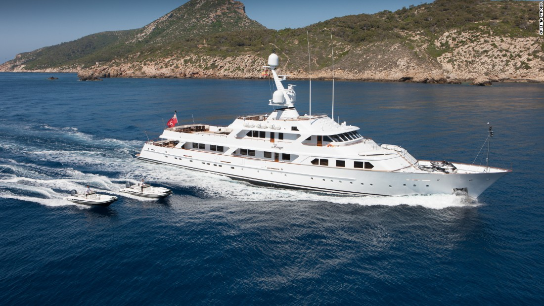 Spain's STP Palma spent three winters updating a refit done by a previous owner of the 53m boat, built in 1979 by Dutch yard Feadship.