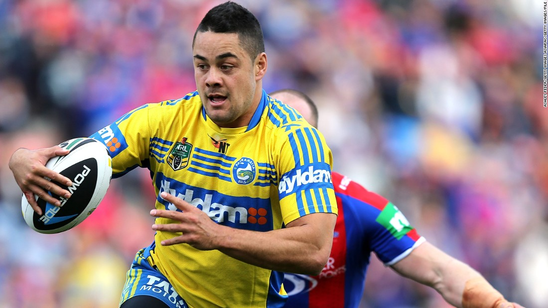 He made his name in rugby league, playing 176 games for Parramatta Eels in the NRL competition.