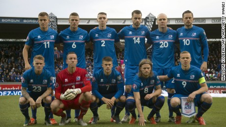 Euro 2016 Iceland S Incredible Rise To